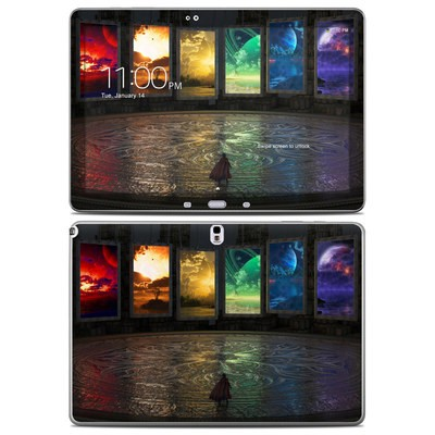 Samsung Galaxy Note Pro 12.2in Skin - Portals