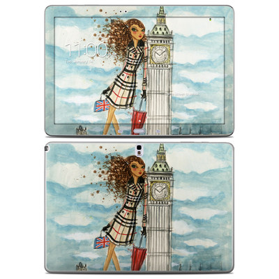 Samsung Galaxy Note Pro 12.2in Skin - The Sights London