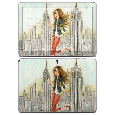 Samsung Galaxy Note Pro 12.2in Skin - The Sights New York