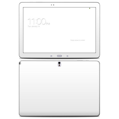 Samsung Galaxy Note Pro 12.2in Skin - Solid State White