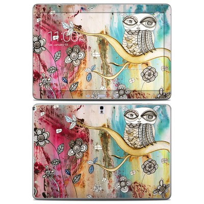 Samsung Galaxy Note Pro 12.2in Skin - Surreal Owl