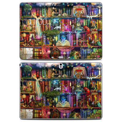 Samsung Galaxy Note Pro 12.2in Skin - Treasure Hunt