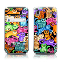 Samsung Galaxy Player 4.0 Skin - Colorful Kittens