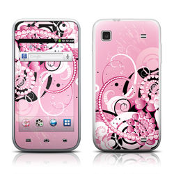 Samsung Galaxy Player 4.0 Skin - Her Abstraction