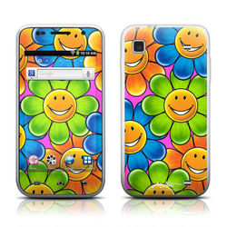 Samsung Galaxy Player 4.0 Skin - Happy Daisies