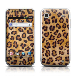 Samsung Galaxy Player 4.0 Skin - Leopard Spots