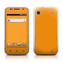 Samsung Galaxy Player 4.0 Skin - Solid State Orange