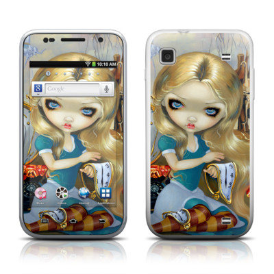 Samsung Galaxy Player 4.0 Skin - Alice in a Dali Dream