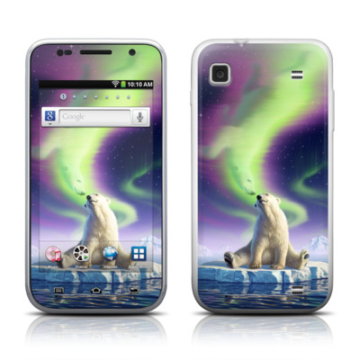Samsung Galaxy Player 4.0 Skin - Arctic Kiss