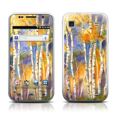 Samsung Galaxy Player 4.0 Skin - Aspens