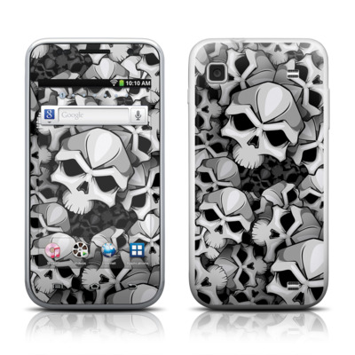 Samsung Galaxy Player 4.0 Skin - Bones