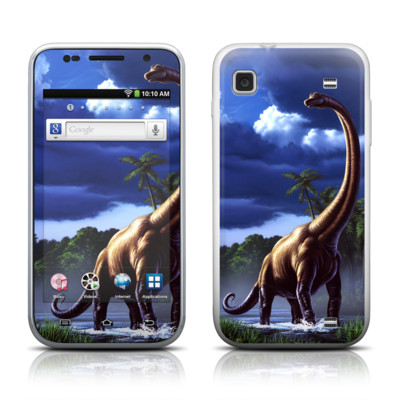 Samsung Galaxy Player 4.0 Skin - Brachiosaurus