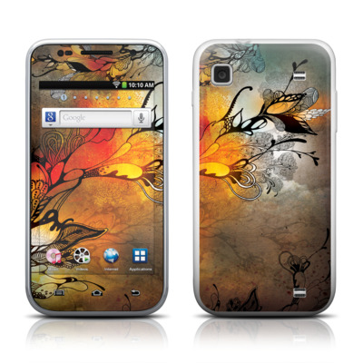 Samsung Galaxy Player 4.0 Skin - Before The Storm