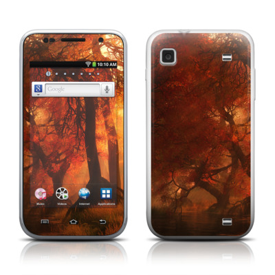 Samsung Galaxy Player 4.0 Skin - Canopy Creek Autumn