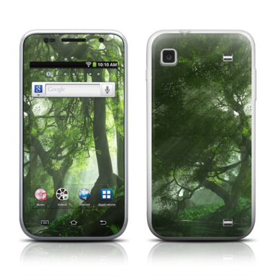 Samsung Galaxy Player 4.0 Skin - Canopy Creek Spring
