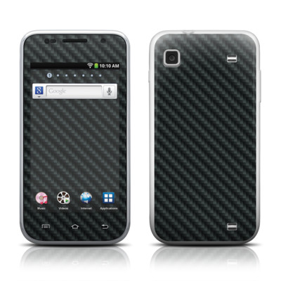 Samsung Galaxy Player 4.0 Skin - Carbon