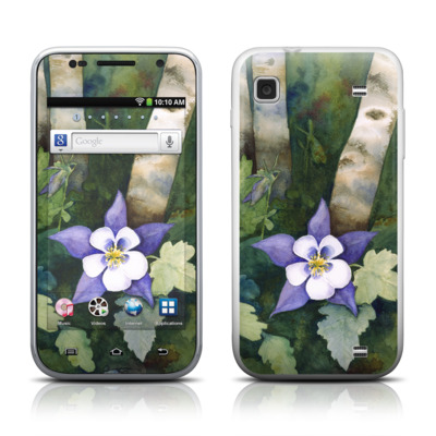 Samsung Galaxy Player 4.0 Skin - Colorado Columbines