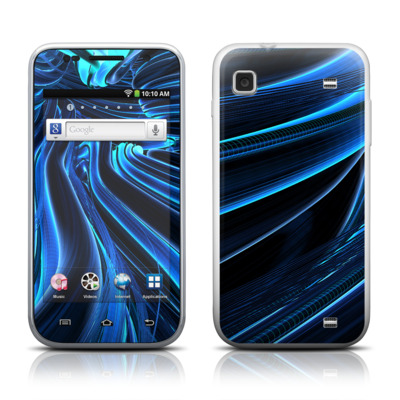 Samsung Galaxy Player 4.0 Skin - Cerulean