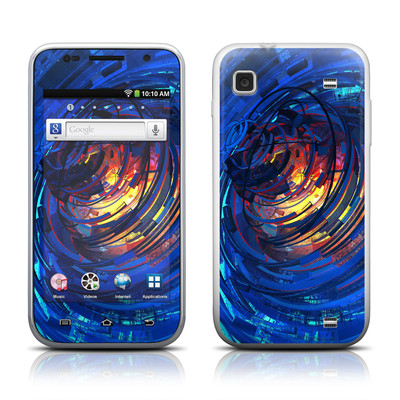 Samsung Galaxy Player 4.0 Skin - Clockwork
