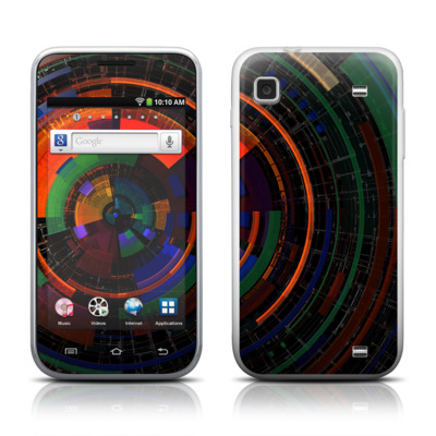 Samsung Galaxy Player 4.0 Skin - Color Wheel