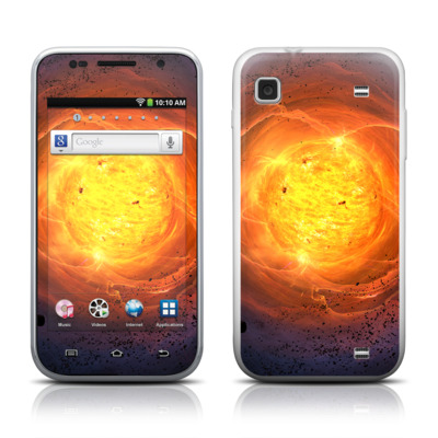 Samsung Galaxy Player 4.0 Skin - Corona