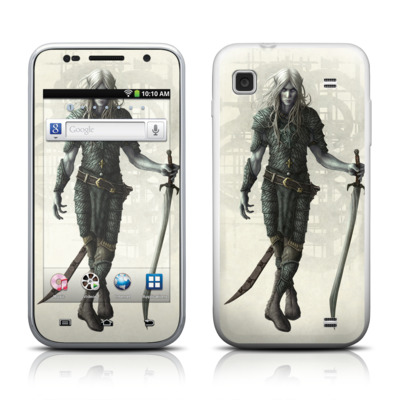 Samsung Galaxy Player 4.0 Skin - Dark Elf