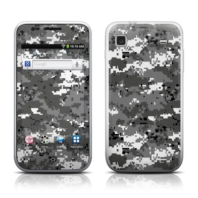 Samsung Galaxy Player 4.0 Skin - Digital Urban Camo