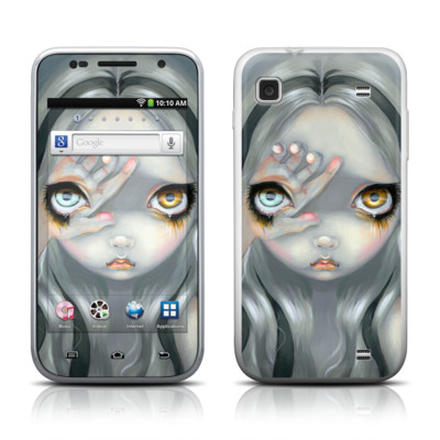 Samsung Galaxy Player 4.0 Skin - Divine Hand