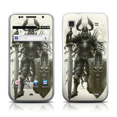 Samsung Galaxy Player 4.0 Skin - Dark Knight