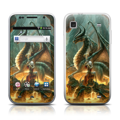 Samsung Galaxy Player 4.0 Skin - Dragon Mage