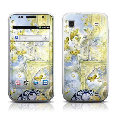 Samsung Galaxy Player 4.0 Skin - Gemini
