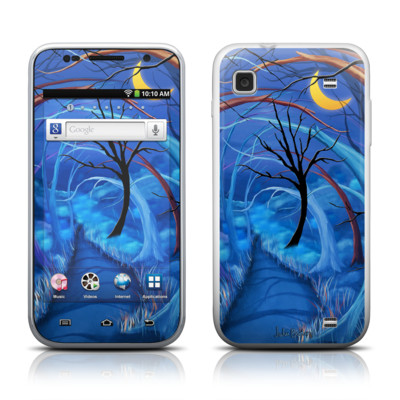 Samsung Galaxy Player 4.0 Skin - Ichabods Forest