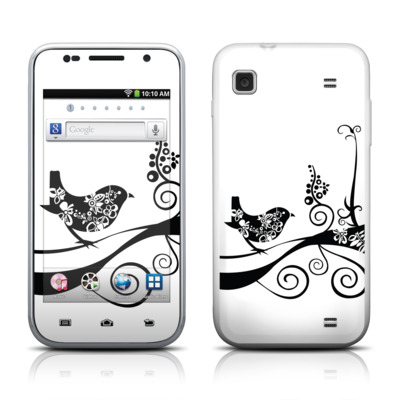 Samsung Galaxy Player 4.0 Skin - Little Curly