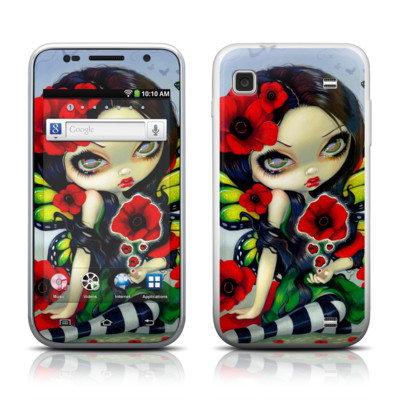 Samsung Galaxy Player 4.0 Skin - Poppy Magic
