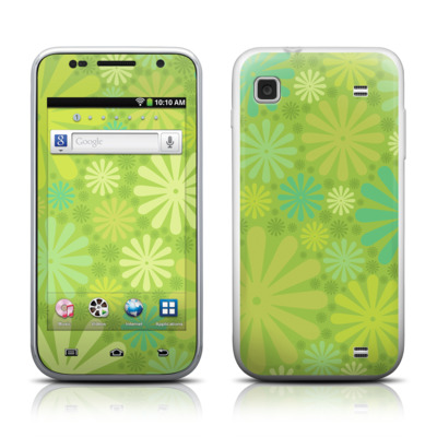 Samsung Galaxy Player 4.0 Skin - Lime Punch