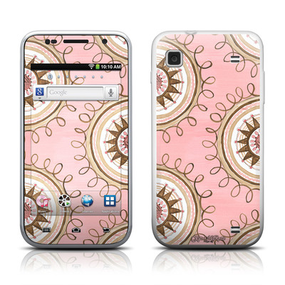Samsung Galaxy Player 4.0 Skin - Retro Glam