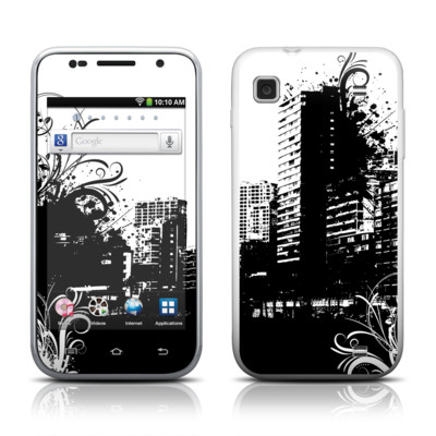 Samsung Galaxy Player 4.0 Skin - Rock This Town