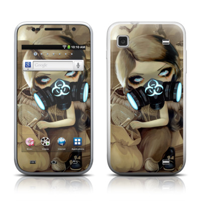 Samsung Galaxy Player 4.0 Skin - Scavengers