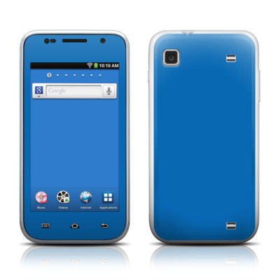 Samsung Galaxy Player 4.0 Skin - Solid State Blue