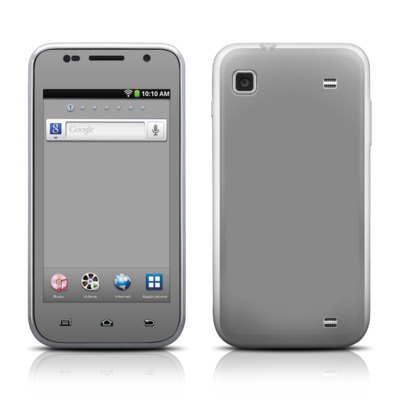 Samsung Galaxy Player 4.0 Skin - Solid State Grey