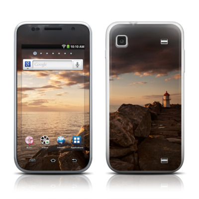 Samsung Galaxy Player 4.0 Skin - Sunset Beacon