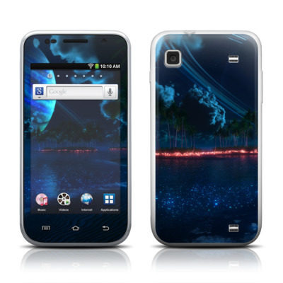 Samsung Galaxy Player 4.0 Skin - Thetis Nightfall