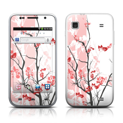 Samsung Galaxy Player 4.0 Skin - Pink Tranquility