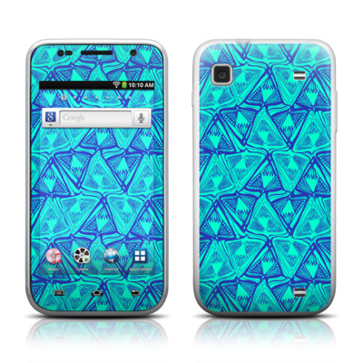 Samsung Galaxy Player 4.0 Skin - Tribal Beat