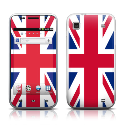 Samsung Galaxy Player 4.0 Skin - Union Jack