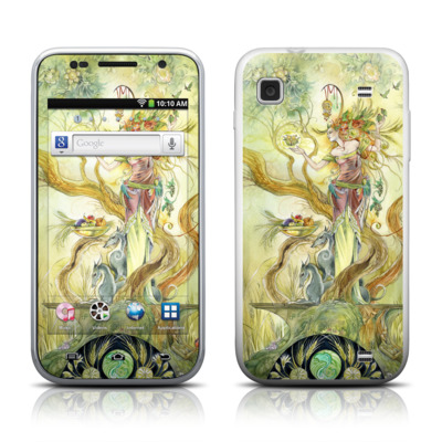 Samsung Galaxy Player 4.0 Skin - Virgo