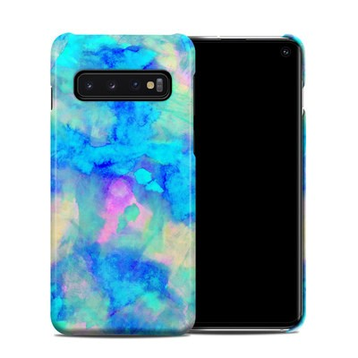 Samsung Galaxy S10 Clip Case - Electrify Ice Blue