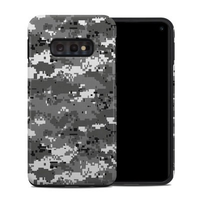 Samsung Galaxy S10e Hybrid Case - Digital Urban Camo