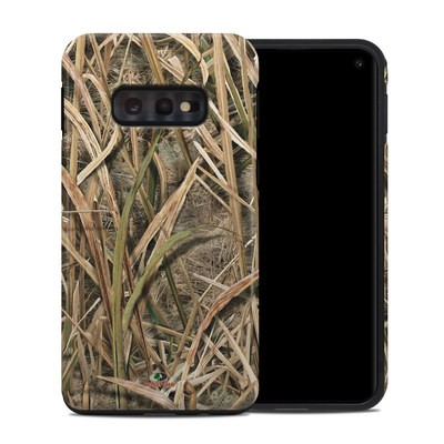 Samsung Galaxy S10e Hybrid Case - Shadow Grass Blades