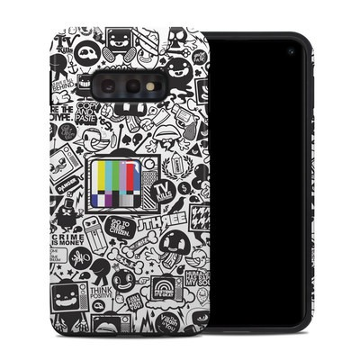 Samsung Galaxy S10e Hybrid Case - TV Kills Everything